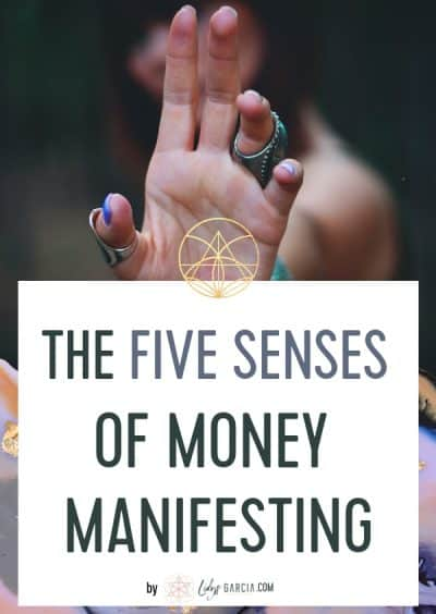 The 5 Senses of Money Manifesting Mindset